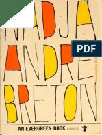 Breton Andre Nadja 1960