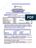Informacion General Costos 2014