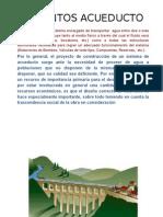 diseño acueductos