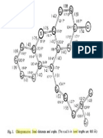 Chlorpromazine Bond Distances and Angles