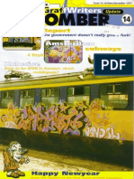 Bomber.graffiti.magazine.issue.14. .1997