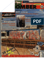 Bomber.graffiti.magazine.issue.15. .1998. Kngtheo