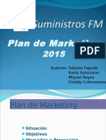 Plan de Marketing SuministrosFM
