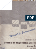 Manual Bomba Inyeccion Diesel Toyota