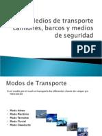 Medios de Transporte Medios de Trasporte