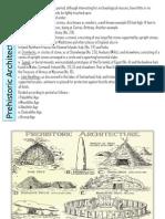 Prehistoric Architecture
