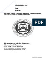 Federal Alcohol Act Title 27