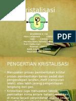 PPT Kristalisasi