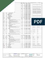 Cronograma Projeto Reforma