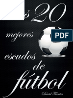 20 Mejores Escudos Futbol
