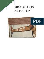 Libro de Los Muertos - Egipto