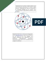 El Modelo de Rutherford Fue El Primer Modelo Atómico Que Consideró Al Átomo Formado Por Dos Partes