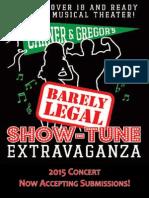 Barely Legal Student Information 2015v2