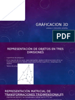 Graficación 3D