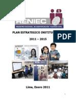 Pei Reniec 2011-2015 Nuevo
