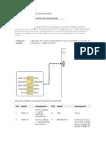 Panel Frontal de Audio en Racimo (Conexión)