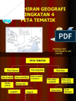 Kemahiran Geografi Tingkatan 4 Peta Tematik