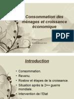 Relation Entre Consommation Et Croissance Éco