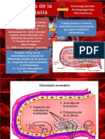 Anticuagulantes y Trombolíticos (1)