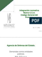 Integracionnormativa CodigoGeneral Proceso MartinBermudez