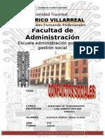 Trabajo de Conflictos Sociales - Machuca Pinedo Jensi