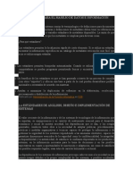 5.1 ESTÁNDARES PARA EL MANEJO DE DATOS E INFORMACIÓN