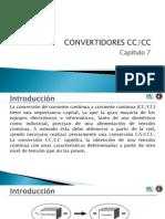7 Convertidores CC-CC