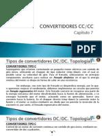 7 1 Convertidores CC CC