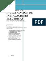 Trabajo de Investigacion de Instalaciones Electricas