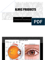 Opthalmic Product