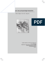 Bases Psicopatologia Humanista