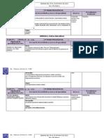 Planificación Semanal 11 de 2015