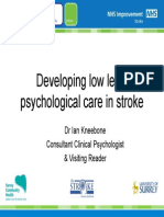 30.032012low Level Psychological Care in StrokeSIlivery