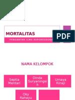 Mortalitas