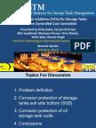 Vapor Corrosion Inhibitors (Vcis) for Storage Tanks
