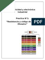Electricidad y Electrónica Industrial