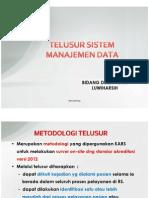 Telusur Sistem Manajemen Data
