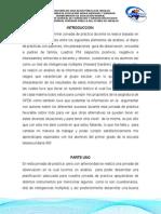 """ANALISIS DE MI PRACTICA DOCENTE"""" Construcción de Primera parte del ensayo"""