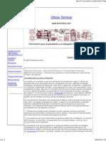 Instrumentación Industrial. Medición de La Presión