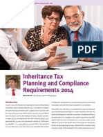 Inheritance Tax Planning and Compliance Requirements
