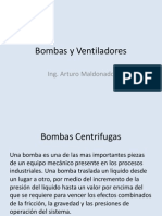 5 Clase Bombas
