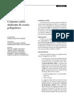 Consenso Sobre Sindrome de Ovario Poliquistico FASGO