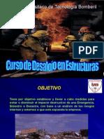 Clase de Desalojo en Estructuras