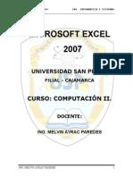 Excel 2007 revisado