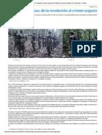 Sendero Luminoso, de la revolución al crimen organizado _ Sendero Luminoso, guerrilla, Perú, Terrorismo - América - 24 mayo 15