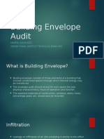 Building Envelope Audit