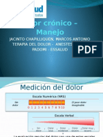 Dolor Crónico - Padomi – Manejo