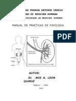 Manual Practicas Morfofisiología II