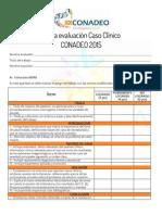 Pauta Evaluación Trabajos Científicos 2015