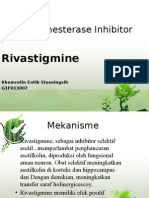 Cholinesterase Inhibitor
